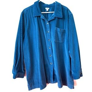 L.L. Bean | Men's Corduroy Button Down Top